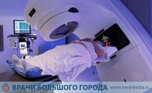 Лечение рака предстательной железы после лучевой терапии